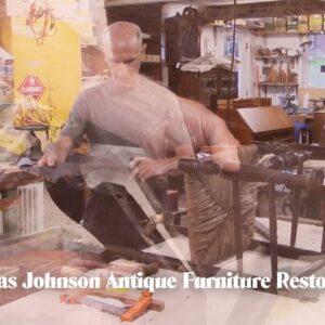 Restoring a Queen Anne Chair - Thomas Johnson Antique Furniture Restoration