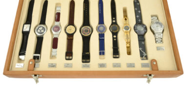 bid and let die limited edition james bond watches