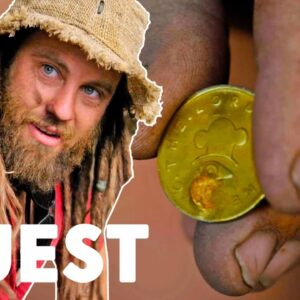 """Chad Finds """"Pure Gold"""" Coins From 1849 