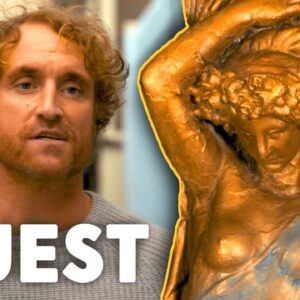 Nick Elphick Restores Two Classically Inspired Corbels | Salvage Hunters: The Restorers