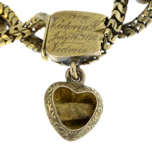 rare sentimental bracelet given by queen victoria to be sold at auction