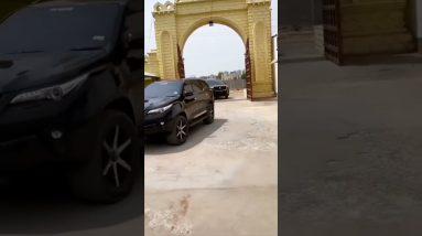 All black  #car #trending #best #popular #reels #arunpawar #blacklove #fortuner