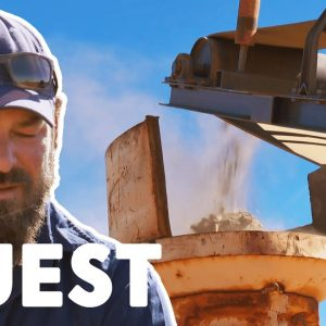 Brand New $150,000 Equipment Breaks Within Minutes! I Aussie Gold Hunters
