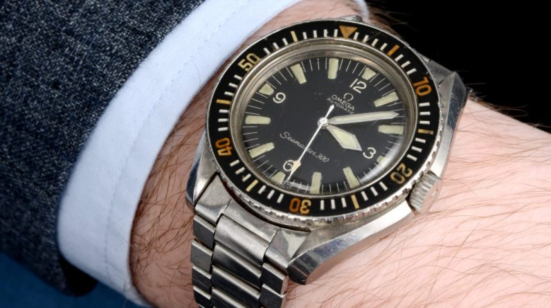 british army omega could reach 20000 at auction