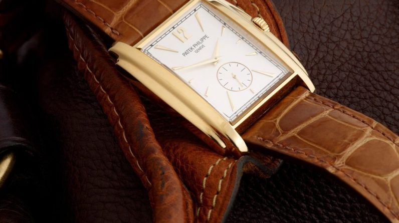 sought after patek philippe gondolo to sell at auction