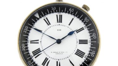 wwii navigation timers
